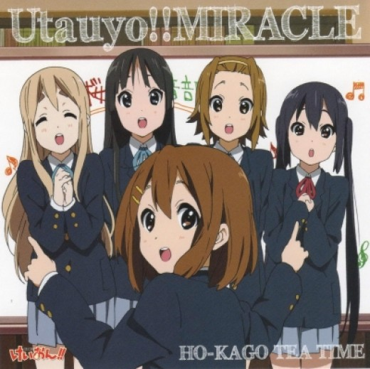 5.Utauyo!! Miracle
