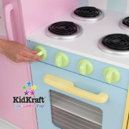 knobs that turn on the oven