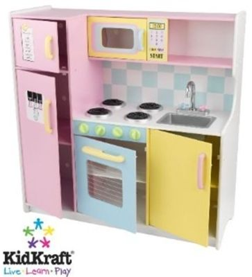 all the doors open and close in this kitchen playset