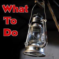 How to Survive a Lengthy Power Outage - What You Will Need