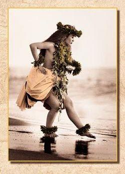 Hula, Nā 'Olelo O Ka Pu'uwai (Hula, The Language Of The Heart)