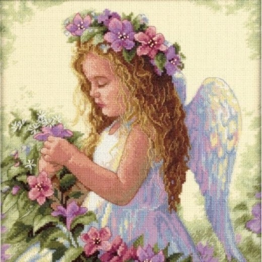 Angel Cross Stitch Patterns