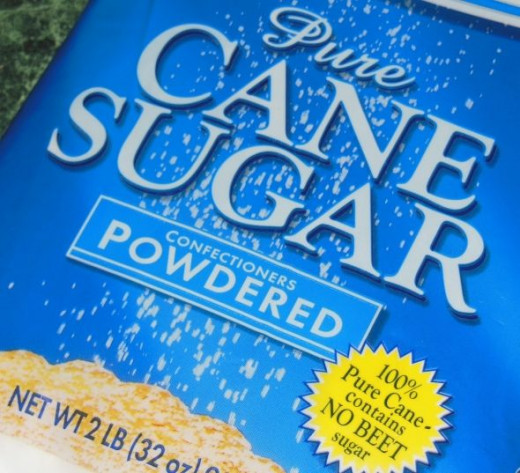 powdered sugar