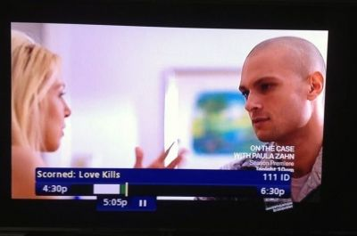 Chuck For Scorned:Love Kills on Investigation Discovery Channel