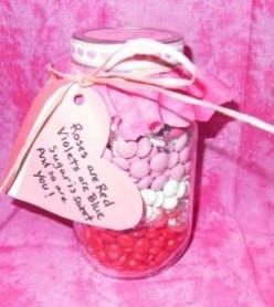 Valentines Day Jar