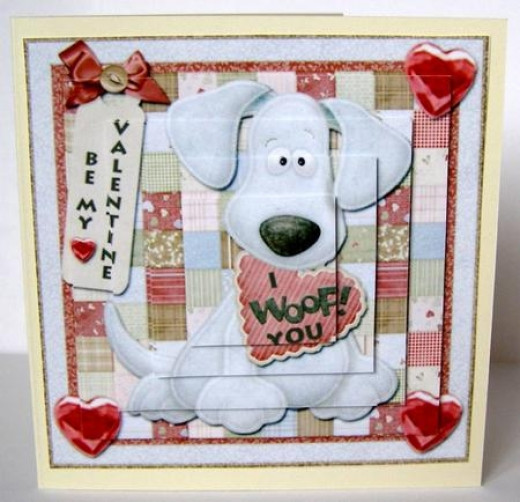 Printable Animal Valentine's Day Cards