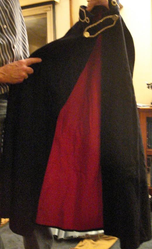 Man's Cloak