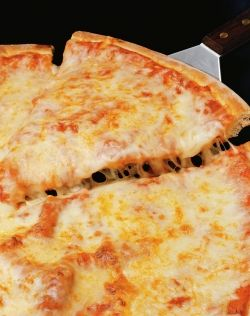 I always craved high fat foods like pizza.