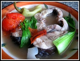 Catfish in Sour Broth (Sinigang na Hito) (Photo courtesy by easypeasypinoyrecipes from Flickr)