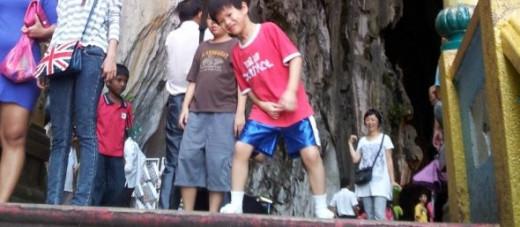 Batu Caves - At The Top
