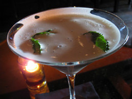 Chocolate, Mint & Alcohol - delicious!