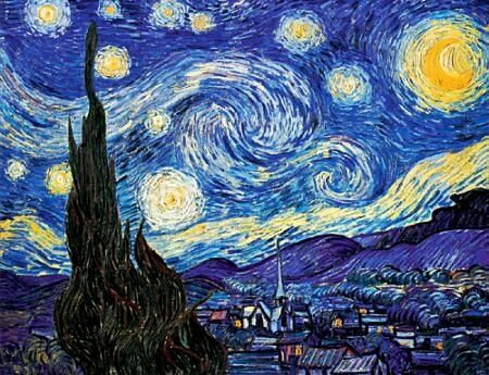 Starry Starry Night - Vincent Van Gogh