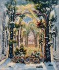 Charles Burchfield: Creator of Symbolism in Art