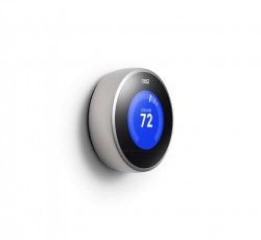 Nest Learning Thermostat - The Leaf