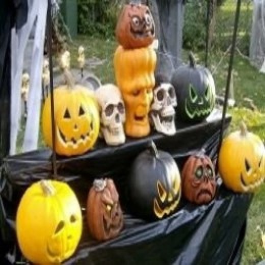 Carve A Great Pumpkin