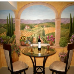 Tuscany Decor' For the Home