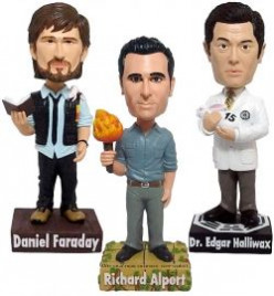 Lost Bobbleheads