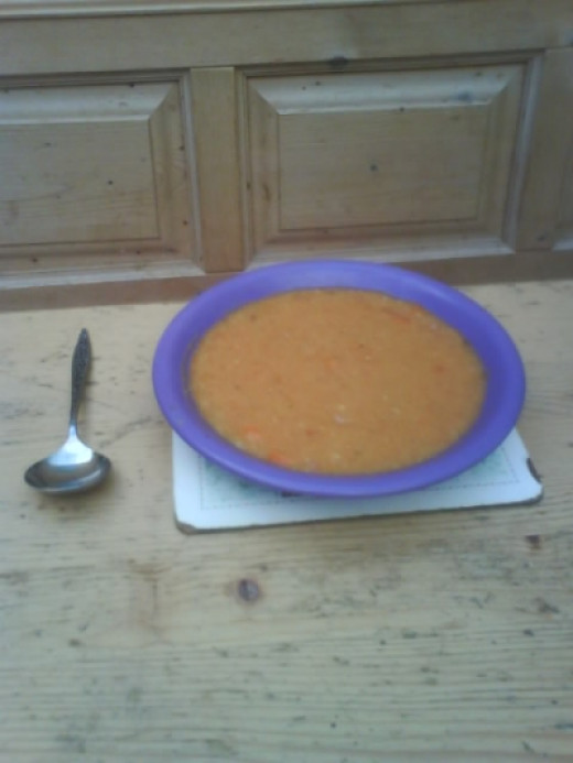 Enjoy Your Homemade Soup- Give Yourself The Best Comfort Food!