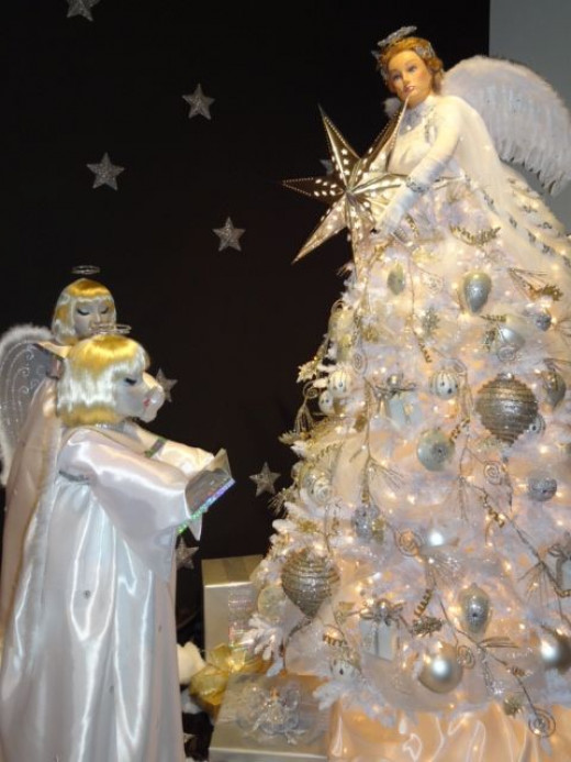 The Fairy Queen - Themed Christmas Tree