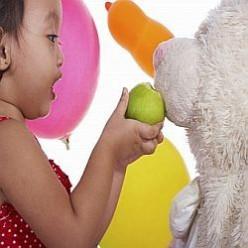 A Kids Adventure Exploring The Sense Of Taste