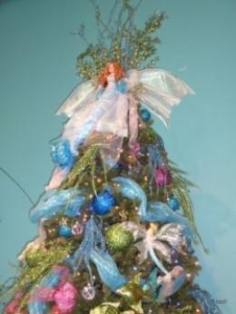 Under the Sea (The Little Mermaid) Themed Tree