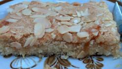 My Family Budget Almond Slice Recipe