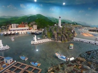 A Model Of Yeosu Harbour