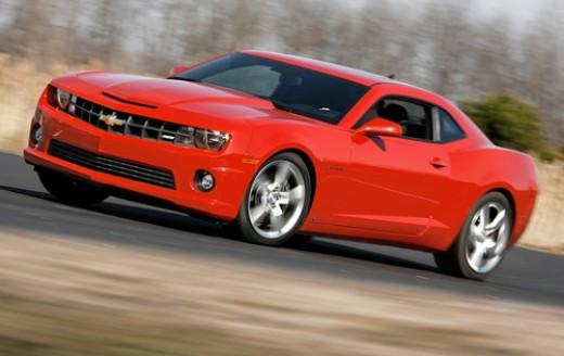 2010 Chevrolet Camaro SS (edmunds.com)