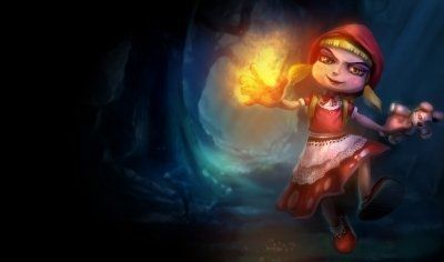 Little Red Riding Hood Annie