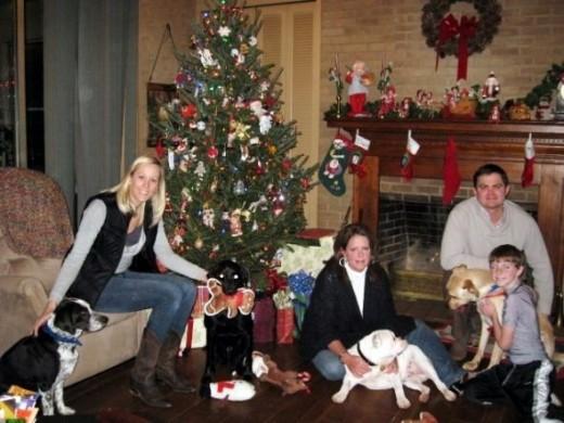 Hellams Family