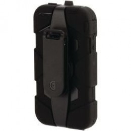 Griffin Survivor Case iPhone 4/4S BLACK