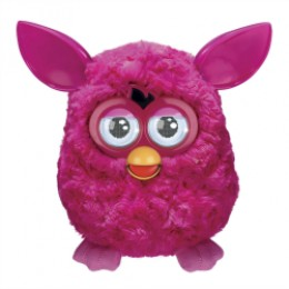 Pink Furby 2012
