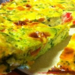 Enjoy oven-baked frittatas from breakfast to dinner