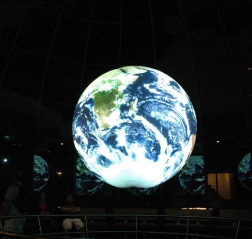 The Earth Room