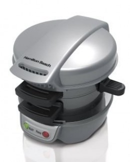 Hamilton Beach Breakfast Maker Sandwich - Click to buy or read reviews