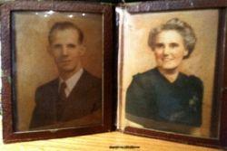My grandparents, copyright 2013 Vikk Simmons
