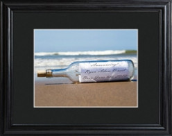 Romance with a Message in a Bottle