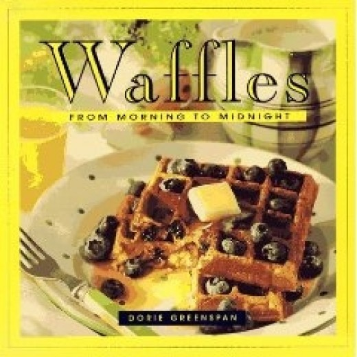 Waffles From Morning To Midnight Cookbook