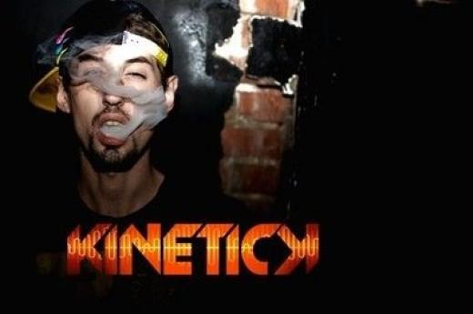 DJ Kinetick Sound Cloud Pic