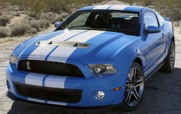 2010 Ford Shelby GT 500 (edmunds.com)