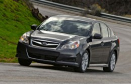 2010 Subaru Legacy (subaru.com)