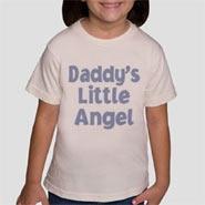 Organic Desi Toddler T-Shirt.Sizes: 2T, 4T, 6T. Color: Natural