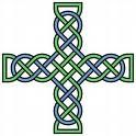 celtic, irish, symbol, cross
