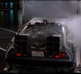 Make your Car look like a DeLorean (sorta)