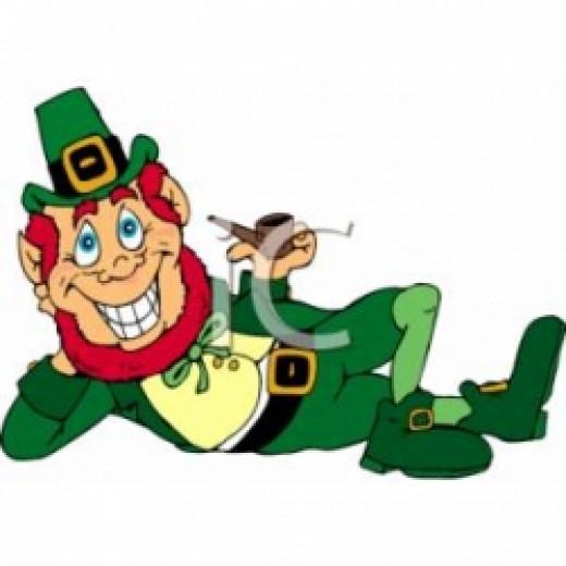 leprecahun, irish, squidoo, st patrick day