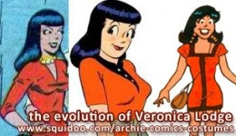 Veronica Lodge - from Retro to Modern
