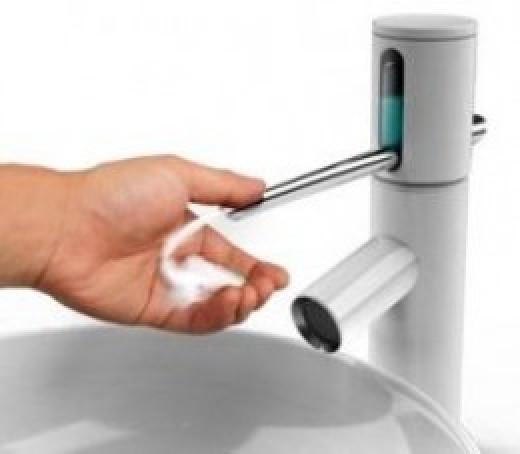 Anti Waste Water Saving Faucet