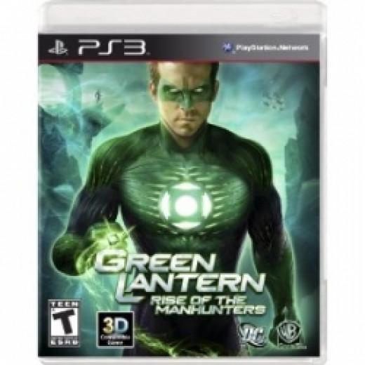 Green Lantern Video Game