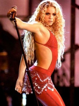 Shakira Belt-2
