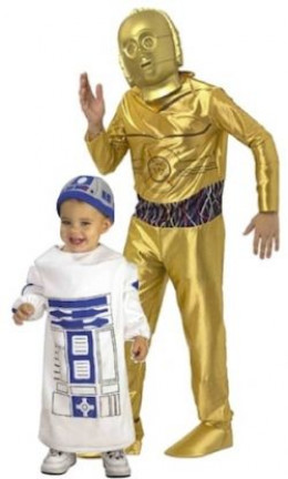 R2d2 And C3po Costumes Best Star Wars ...